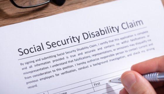 Social Security Disability Benefit?