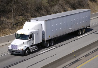 trucking company become an interstate carrier